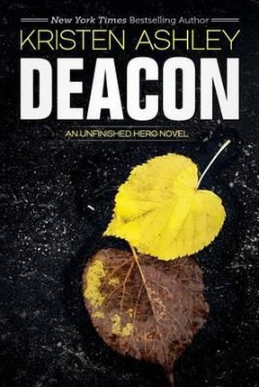 Image for Deacon #4 Unfinished Hero *** Temporarily Out of Stock ***