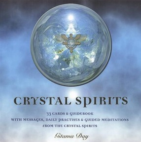 Image for Crystal Spirits: 33 Cards and Guidebook