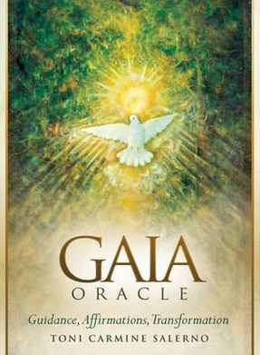 Image for Gaia Oracle: Guidance, Affirmations, Transformation Book and Oracle Card Set