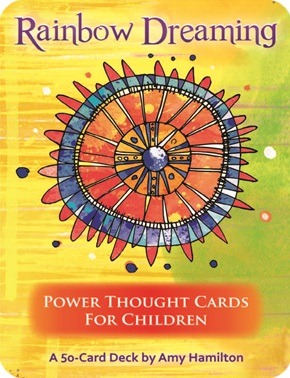 Image for Rainbow Dreaming Deck: Power Thought Cards for Children