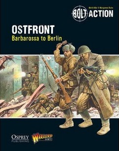 Image for Ostfront: Barbarossa to Berlin #10 Osprey Bolt Action