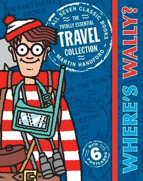 Image for Where's Wally?: The Totally Essential Travel Collection