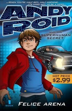 Image for Andy Roid and the Superhuman Secret #1 Andy Roid - Special Price Edition
