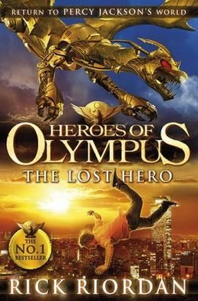 Image for Lost Hero #1 Heroes of Olympus