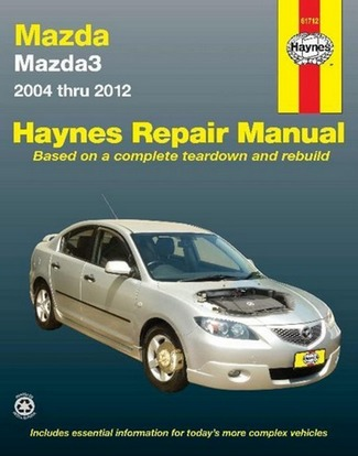 Image for Mazda 3 (Australian Models) 2004-2012 (61712) Haynes Automotive Repair Manual
