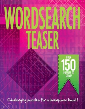 Image for Wordsearch Teaser: Over 150 Puzzles to Solve