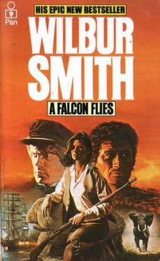Image for A Falcon Flies @ Flight of the Falcon #1 Ballantyne [used book]