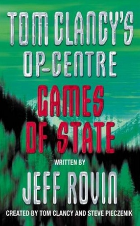Image for Games of State #3 Op-Centre [used book]