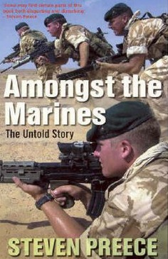 Image for Amongst the Marines: The Untold Stoy [used book]