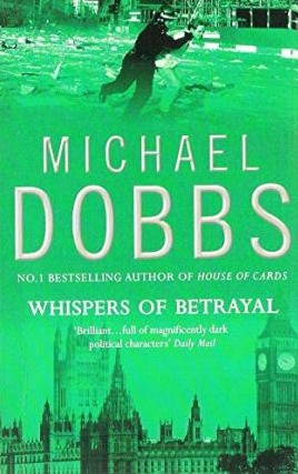 Image for Whispers of Betrayal #3 Thomas Goodfellowe [used book]