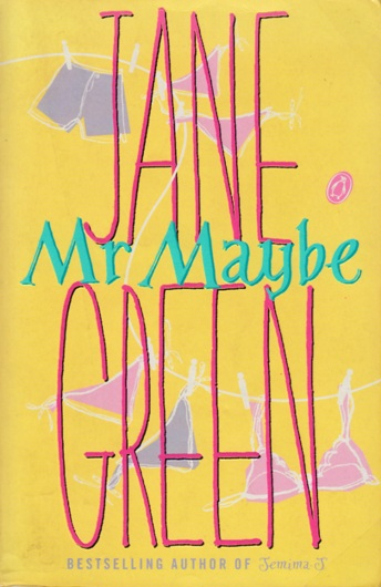 Image for Mr Maybe [used book]