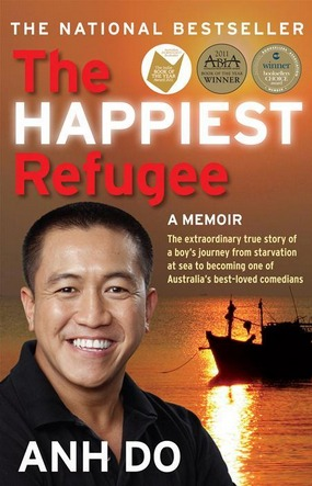 Image for The Happiest Refugee: A Memoir [used book]