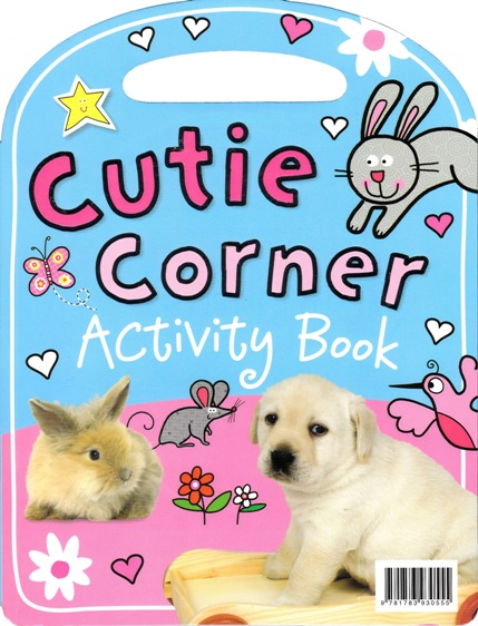 Image for Cutie Corner Activity Book