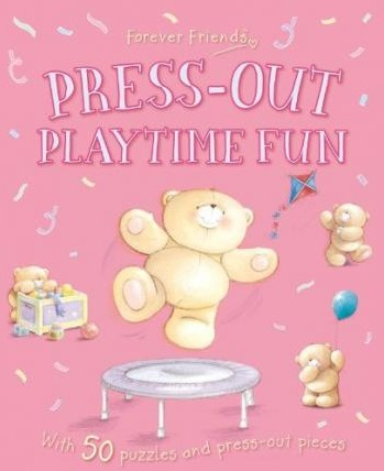 Image for Forever Friends: Press Out Playtime Fun with 50 puzzles and press-out pieces