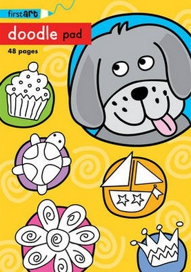 Image for Doodle Pad: 48 Pages