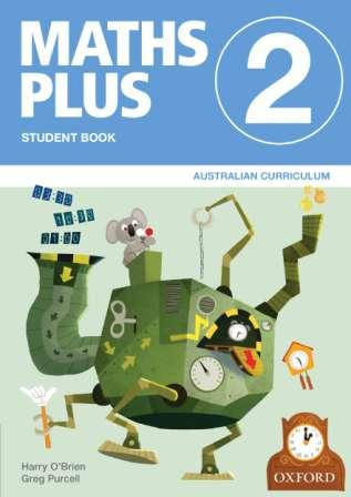 Image for Maths Plus Student Book 2 Value Pack: Australian Curriculum Edition (includes Student Book 2 + Assessment Book 2)