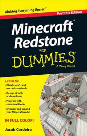Image for Minecraft Redstone for Dummies: Portable Edition