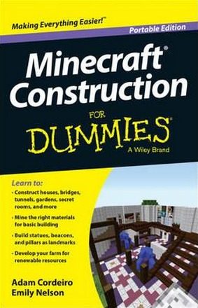 Image for Minecraft Construction for Dummies: Portable Edition
