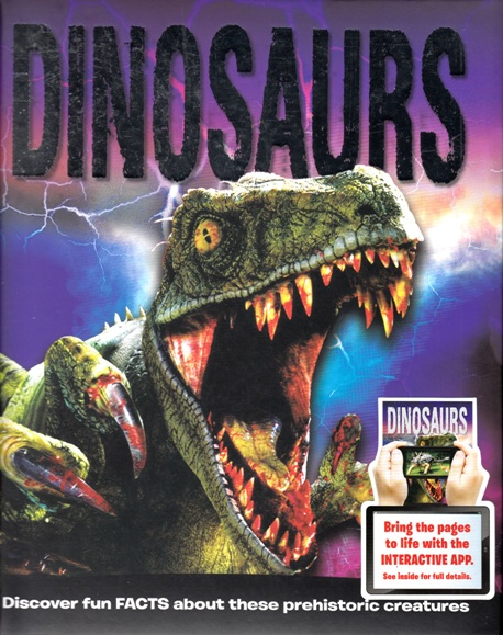 Image for Dinosaurs: Discover fun facts about these prehistoric creatures