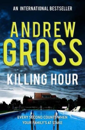 Image for Killing Hour @ Eyes Wide Open [used book]