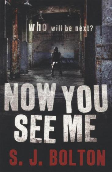 Image for Now You See Me #1 Lacey Flint [used book]