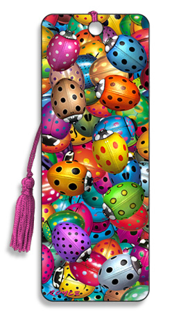 Image for Beetlemania 3D Bookmark