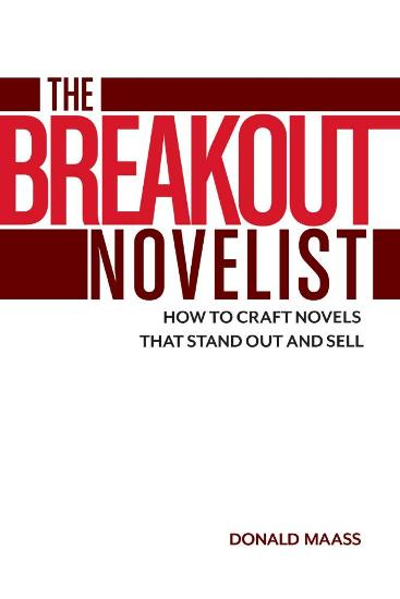 Image for The Breakout Novelist: How to Craft Novels That Stand Out and Sell
