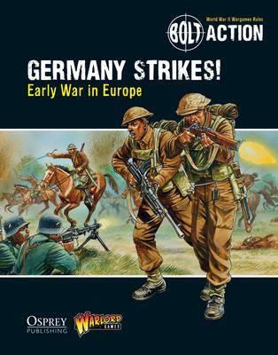 Image for Germany Walks! Early War in Europe #12 Osprey Bolt Action