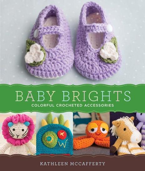 Image for Baby Brights: Colorful Crocheted Accessories