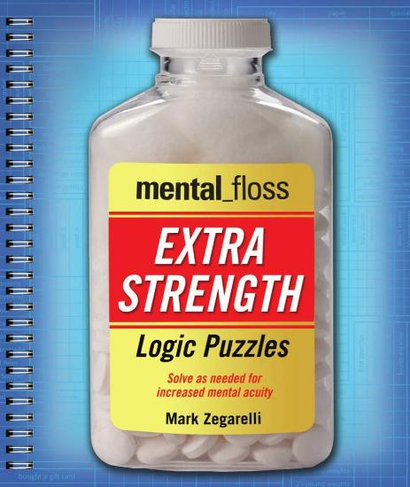 Image for Mental_floss Extra-Strength Logic Puzzles