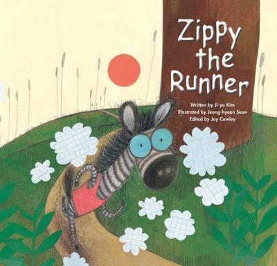 Image for Zippy the Runner: Positive Attitude # Growing Strong Series