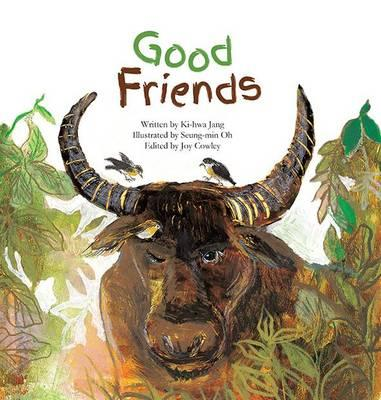 Image for Good Friends: Animal Mutualism # Science Storybooks