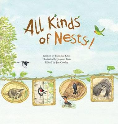 Image for All Kinds of Nests: Birds # Science Storybooks