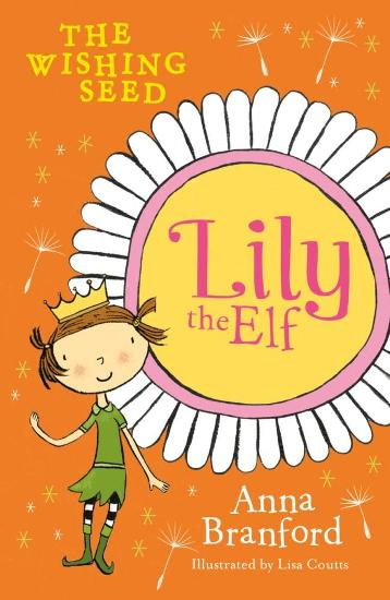 Image for The Wishing Seed #3 Lily the Elf