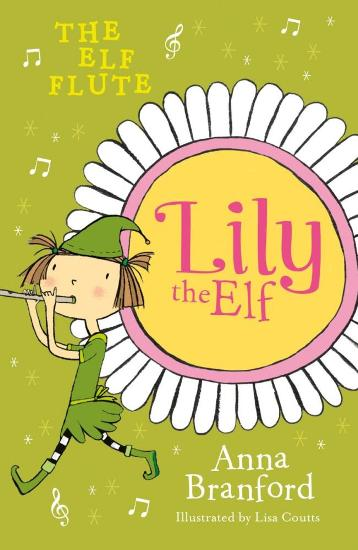 Image for The Elf Flute #4 Lily the Elf