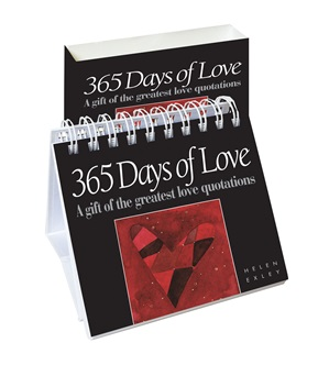 Image for 365 Days of Love: A Gift of the Greatest Love Quotations