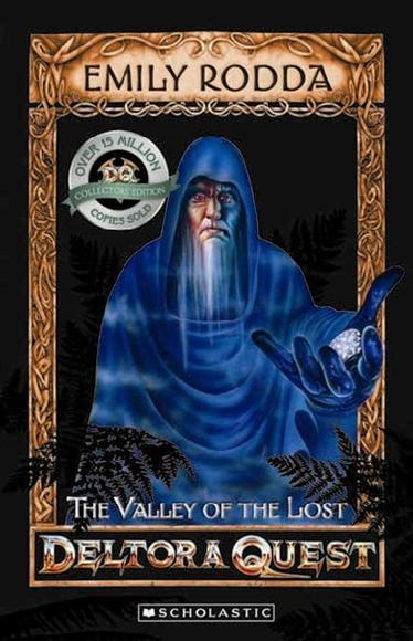 Image for The Valley of the Lost #7 Deltora Quest