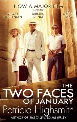 Image for The Two Faces of January [used book]