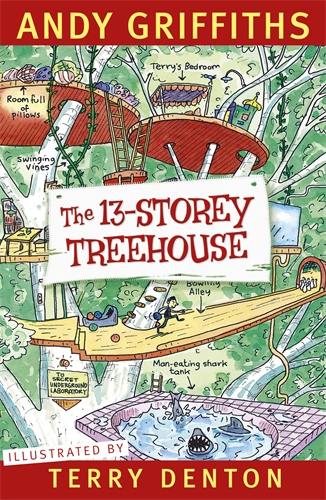 Image for The 13-Storey Treehouse #1 Treehouse Series