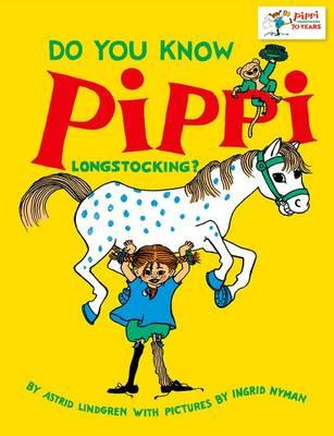 Image for Do You Know Pippi Longstocking?