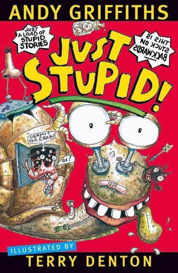 Image for Just Stupid! #3 Just Series