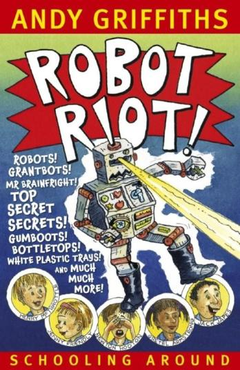 Image for Robot Riot! #4 Schooling Around Series
