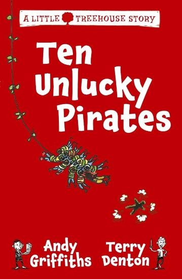Image for Ten Unlucky Pirates # A Little Treehouse Story