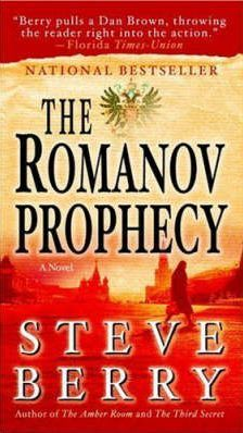 Image for The Romanov Prophecy [used book]