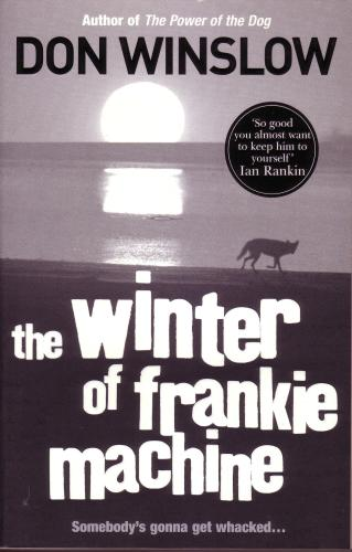 Image for The Winter of Frankie Machine [used book]