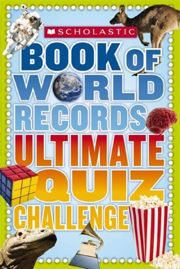 Image for Book of World Records Ultimate Quiz Challenge [used book]