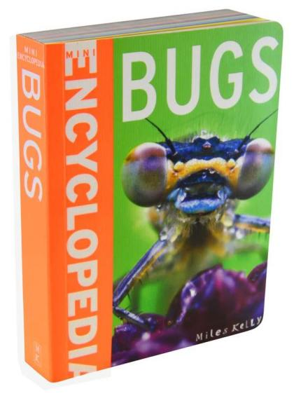 Image for Bugs # Mini Encyclopedia