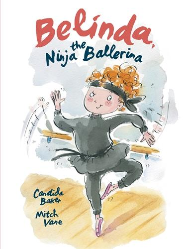 Image for Belinda, the Ninja Ballerina