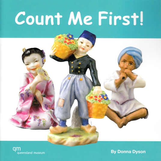 Image for Count Me First!: A Queensland Museum Children's Book