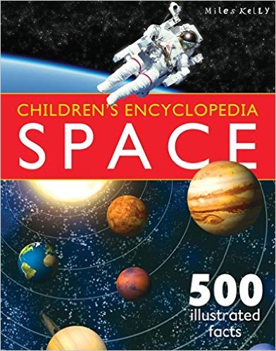 Image for Children's Encyclopedia: Space